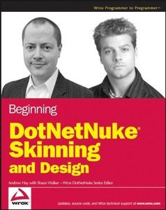 Beginning DotNetNuke Skinning and Design-cover