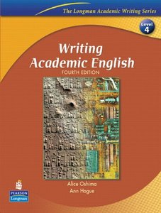 Writing Academic English, 4/e-cover