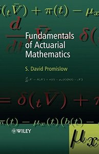 Fundamentals of Actuarial Mathematics-cover
