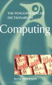 The Concise Penguin Dictionary of Computing-cover