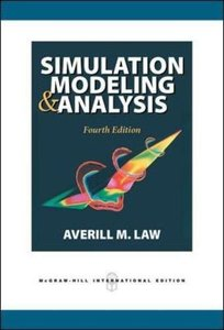 Simulation Modeling and Analysis, 4/e (IE-Paperback)-cover