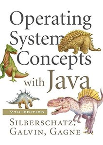 Operating System Concepts  with Java, 7/e(Hardcover)-cover