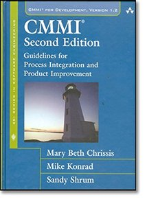 CMMI: Guidelines for Process Integration and Product Improvement, 2/e-cover