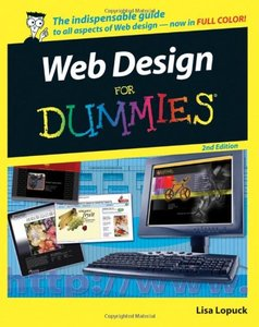Web Design For Dummies, 2/e-cover