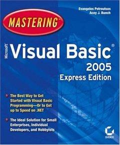 Mastering Microsoft Visual Basic 2005-cover
