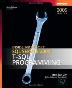 Inside Microsoft SQL Server 2005: T-SQL Programming-cover