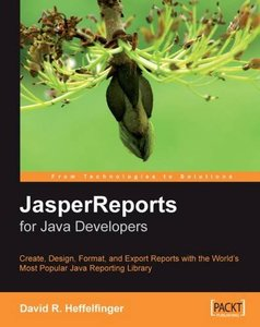 JasperReports: Reporting for Java Developers-cover