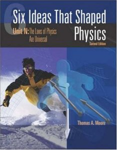Six Ideas that Shaped Physics: Unit N - Laws of Physics are Universal, 2/e-cover