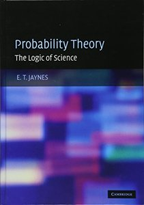 Probability Theory: The Logic of Science-cover
