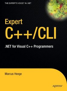 Expert Visual C++/CLI: .NET for Visual C++ Programmers-cover