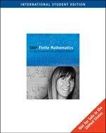 Finite Mathematics for the Managerial, Life, and Social Sciences, 8e