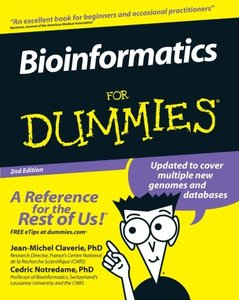 Bioinformatics For Dummies, 2/e-cover