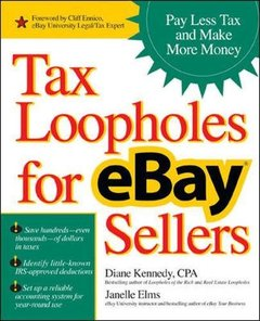 Tax Loopholes for eBay Sellers-cover