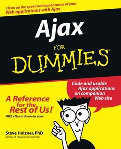 Ajax For Dummies-cover