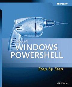 Microsoft Windows PowerShell Step By Step-cover