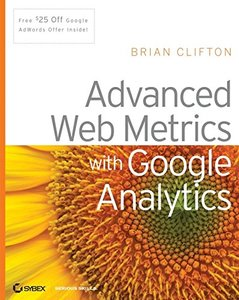 Advanced Web Metrics with Google Analytics (Paperback)-cover