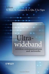 Ultra-Wideband Wireless Communications and Networks-cover
