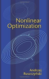 Nonlinear Optimization-cover