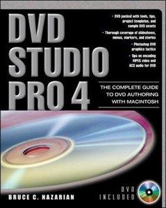 DVD Studio Pro 4, 2/e-cover