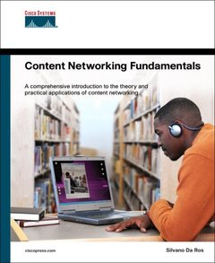 Content Networking Fundamentals (Paperback)-cover