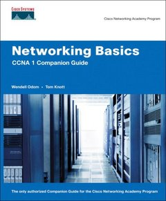 Networking Basics CCNA 1 Companion Guide-cover