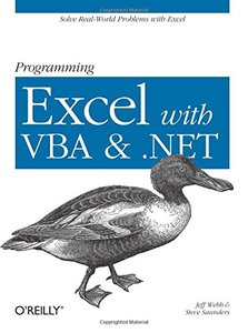 Programming Excel with VBA and .NET-cover