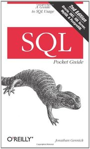SQL Pocket Guide, 2/e-cover