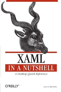 XAML in a Nutshell (Paperback)-cover