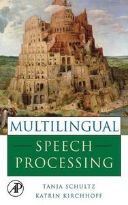 Multilingual Speech Processing-cover