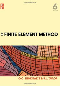 The Finite Element Method for Solid and Structural Mechanics, 6/e-cover
