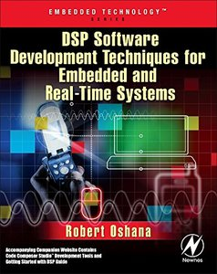 DSP Software Development Techniques for Embedded and Real-Time Systems (Paperback)-cover