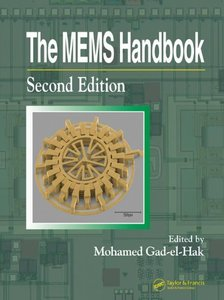 The MEMS Handbook, 2/e-cover