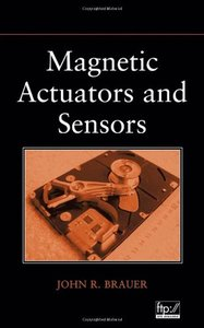 Magnetic Actuators and Sensors (Hardcover)-cover