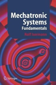 Mechatronic Systems: Fundamentals-cover