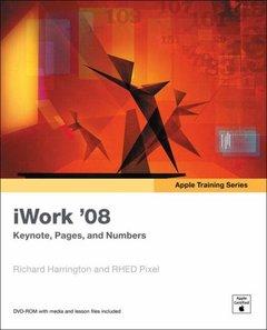 Apple Training Series: iWork 08-cover