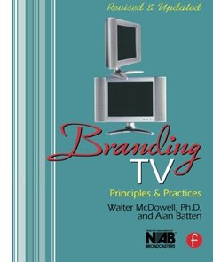 Branding TV: Principles and Practices, 2/e (Paperback)-cover