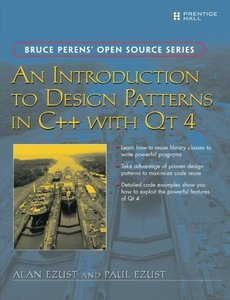 An Introduction to Design Patterns in C++ with Qt 4-cover