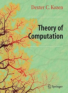 Theory of Computation (Hardcover)-cover