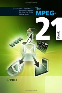The MPEG-21 Book (Hardcover)-cover