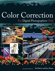 Color Correction For Digital Photographers Only-cover