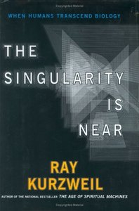 The Singularity Is Near: When Humans Transcend Biology (Hardcover)-cover