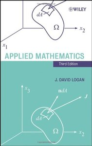 Applied Mathematics, 3/e (Hardcover)-cover