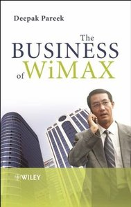 The Business of WiMAX (Hardcover)-cover
