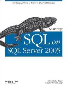 Learning SQL on SQL Server 2005-cover