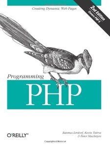 Programming PHP, 2/e (Paperback)-cover