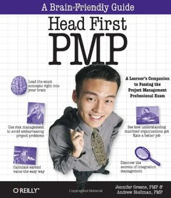 Head First PMP-cover