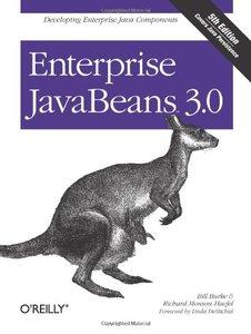 Enterprise JavaBeans 3.0, 5/e-cover