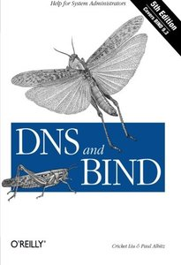 DNS and BIND, 5/e (Paperback)-cover