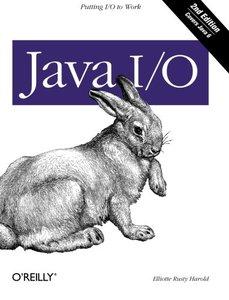 Java I/O, 2/e (Paperback)-cover