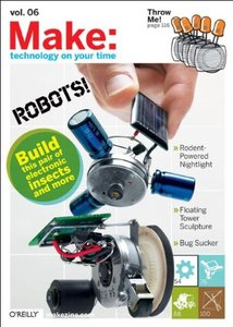 Make: Technology on Your Time, V.6-cover
